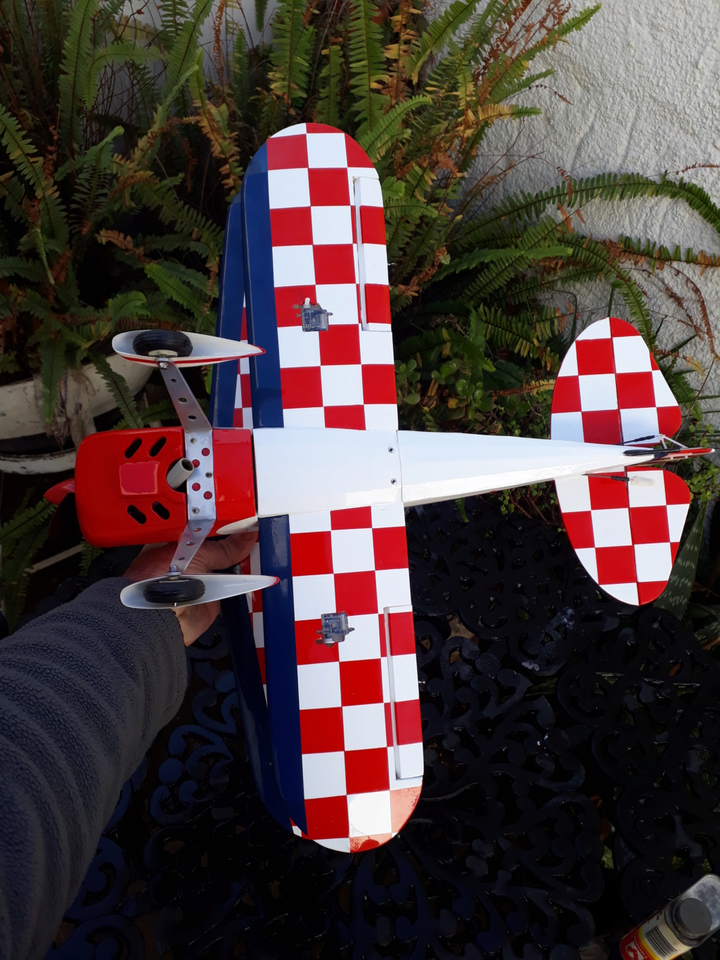 New Flight: Pitts -Skelton Aerobatic model  (page 9) - Page 6 20200611