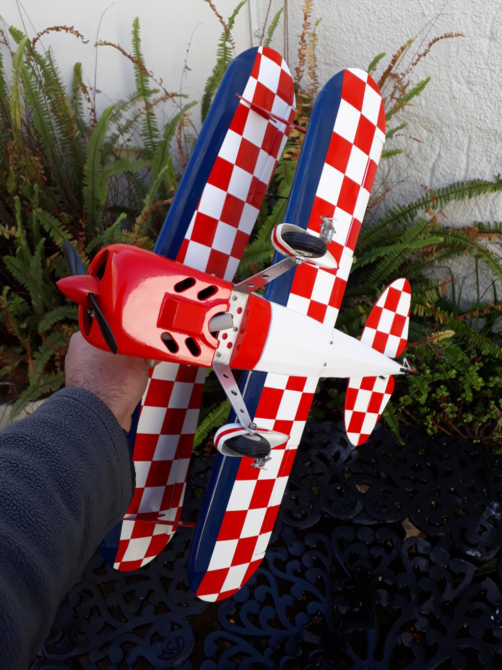 New Flight: Pitts -Skelton Aerobatic model  (page 9) - Page 6 20200612