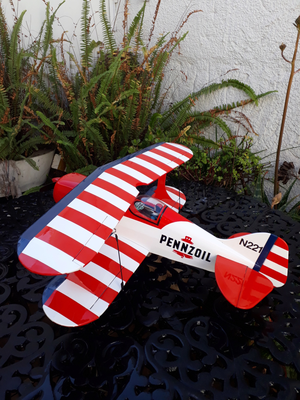 New Flight: Pitts -Skelton Aerobatic model  (page 9) - Page 6 20200614