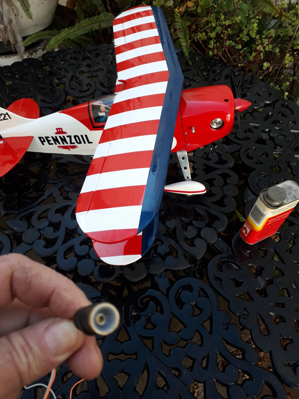 New Flight: Pitts -Skelton Aerobatic model  (page 9) - Page 6 20200615