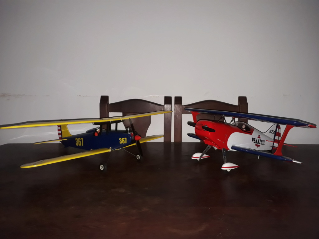 New Flight: Pitts -Skelton Aerobatic model  (page 9) - Page 6 20200617