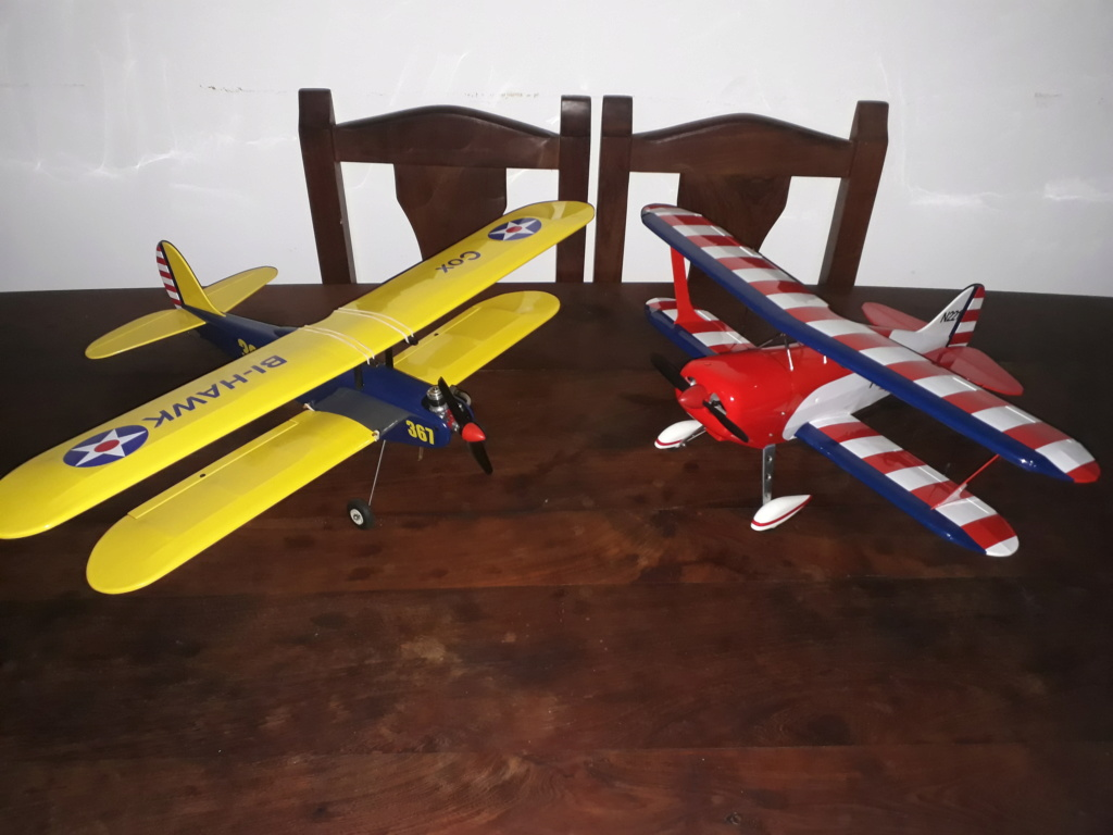 New Flight: Pitts -Skelton Aerobatic model  (page 9) - Page 6 20200618