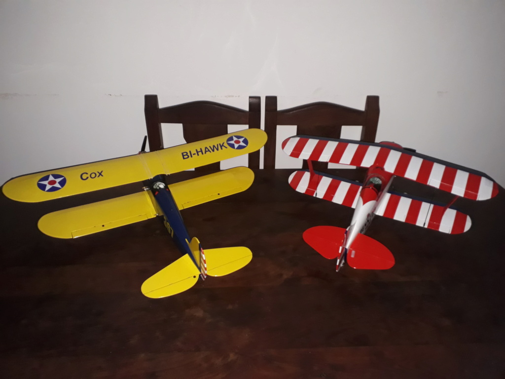 New Flight: Pitts -Skelton Aerobatic model  (page 9) - Page 6 20200619