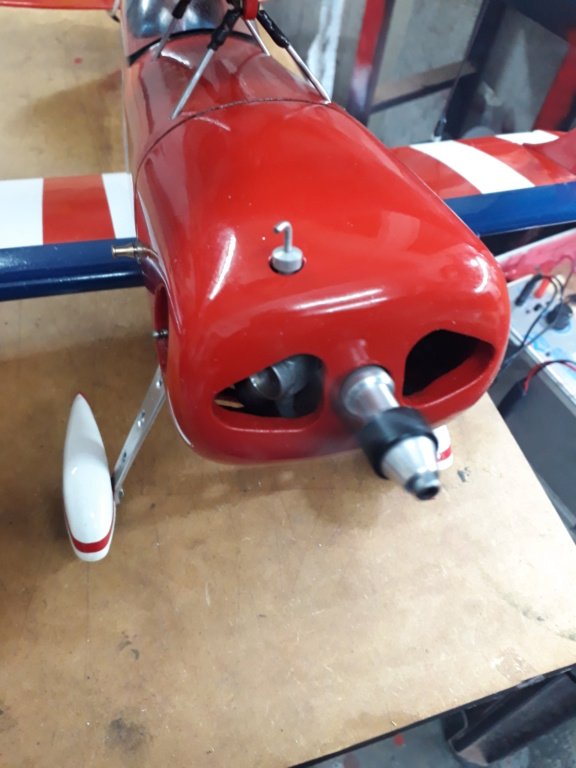 New Flight: Pitts -Skelton Aerobatic model  (page 9) - Page 9 20200718