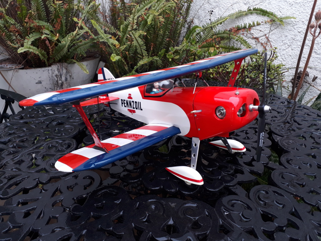 New Flight: Pitts -Skelton Aerobatic model  (page 9) - Page 9 20200724
