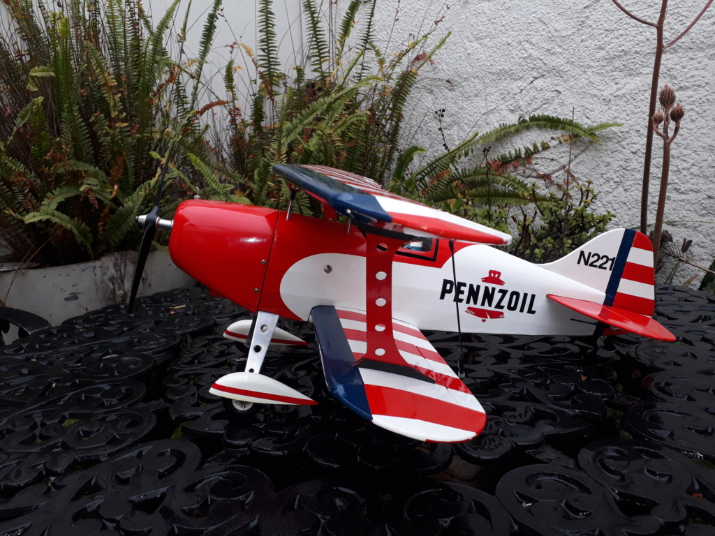 New Flight: Pitts -Skelton Aerobatic model  (page 9) - Page 9 20200725