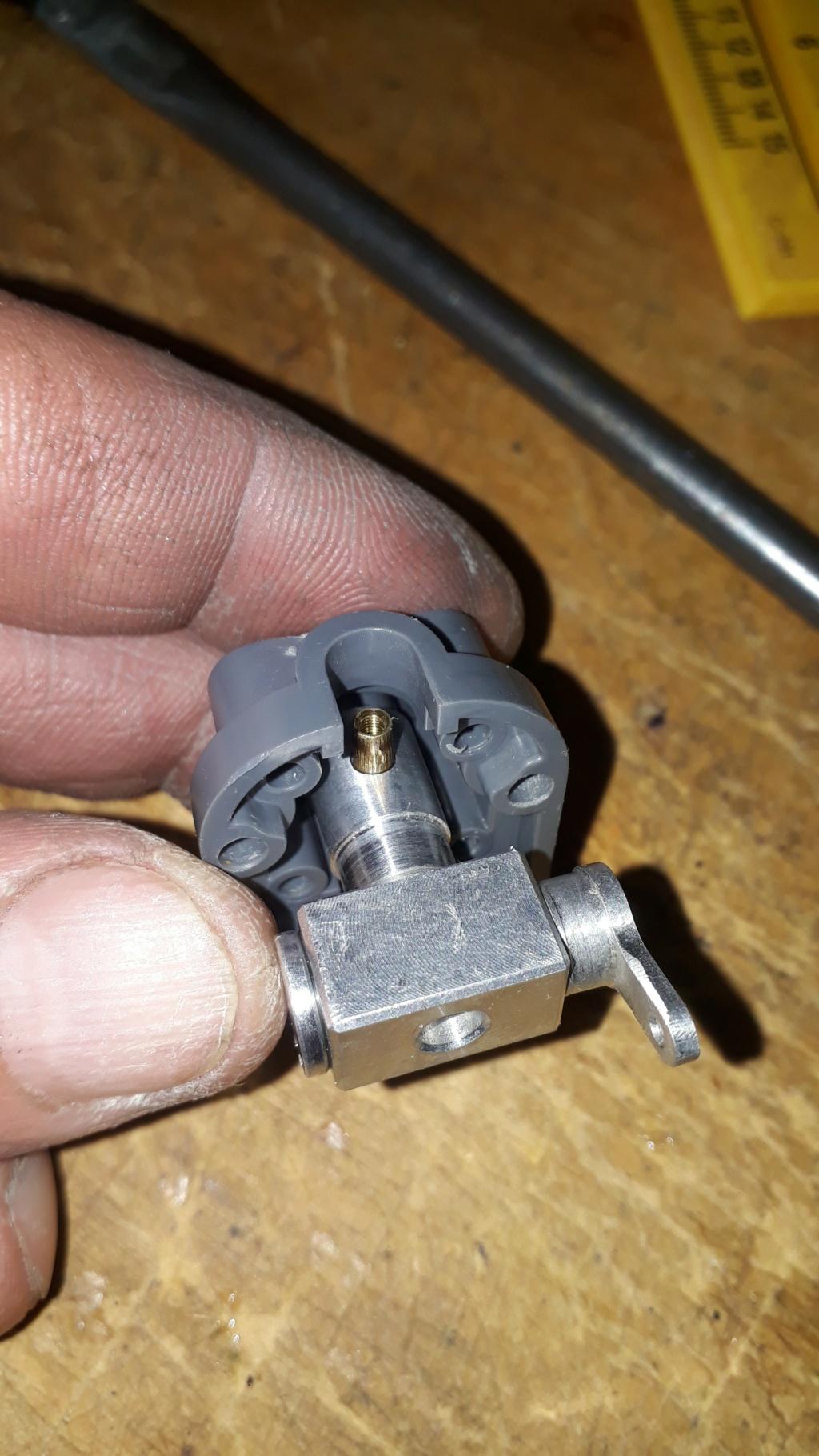 RC Carburetor for Cox Pee Wee .020 / .049 / Tee Dee .010 - .020 - .049/.050/.051 20201021