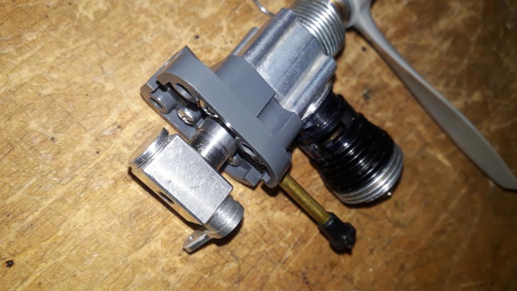 RC Carburetor for Cox Pee Wee .020 / .049 / Tee Dee .010 - .020 - .049/.050/.051 20201022