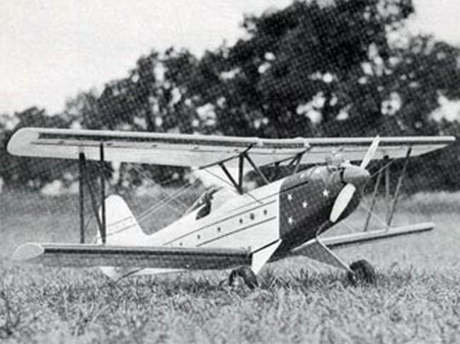 Aero Subaru F-200 Model - Cox .09 & O.S. .20 FS 4T All_st10