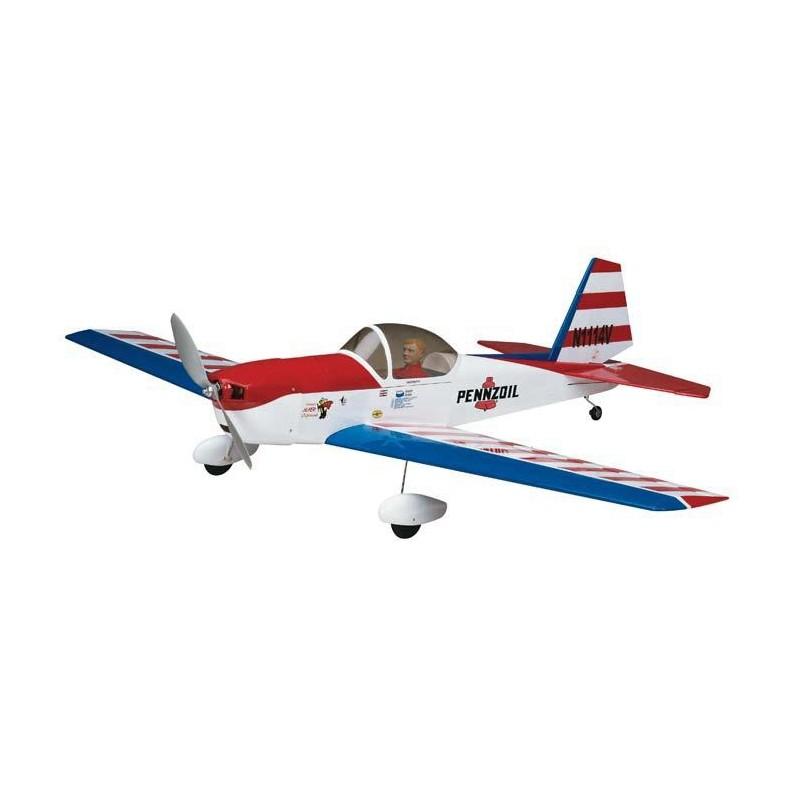 Goldberg Super Chipmunk EP ARF (Great Planes) Ch110