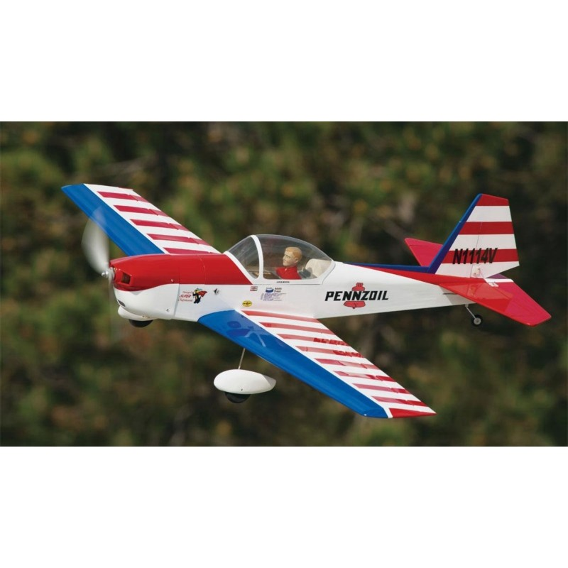 Goldberg Super Chipmunk EP ARF (Great Planes) Ch210