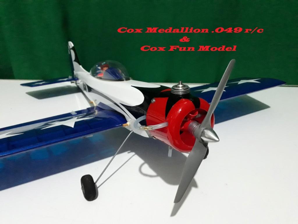 Cox Fun Model .049 ... flight, flight and flight!!! (page 3 & 5) - Page 6 Cox_me11