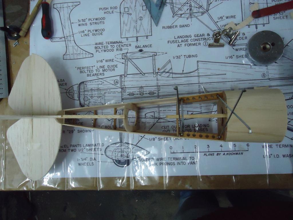 New Flight: Pitts -Skelton Aerobatic model  (page 9) Dsc03714