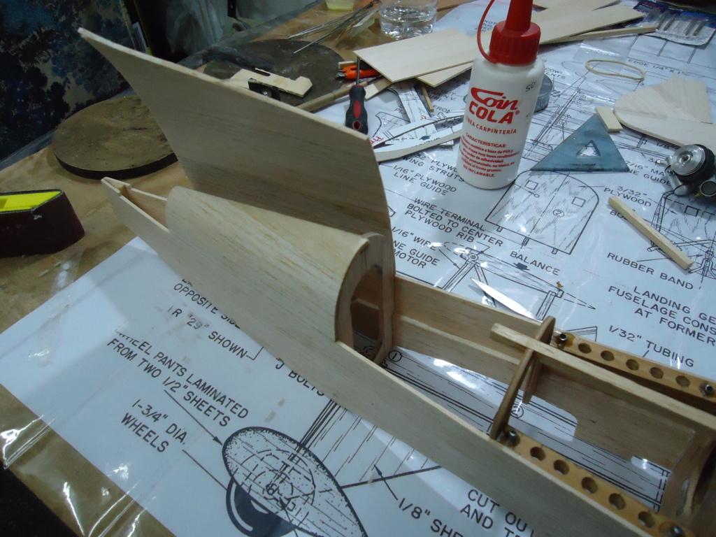 New Flight: Pitts -Skelton Aerobatic model  (page 9) Dsc03715