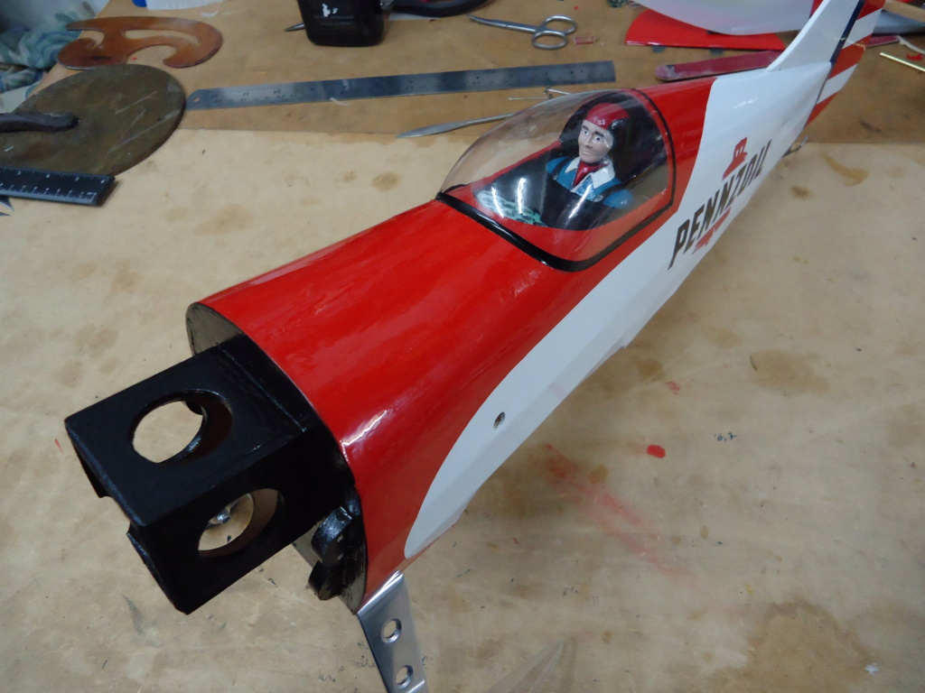 New Flight: Pitts -Skelton Aerobatic model  (page 9) - Page 5 Dsc04235