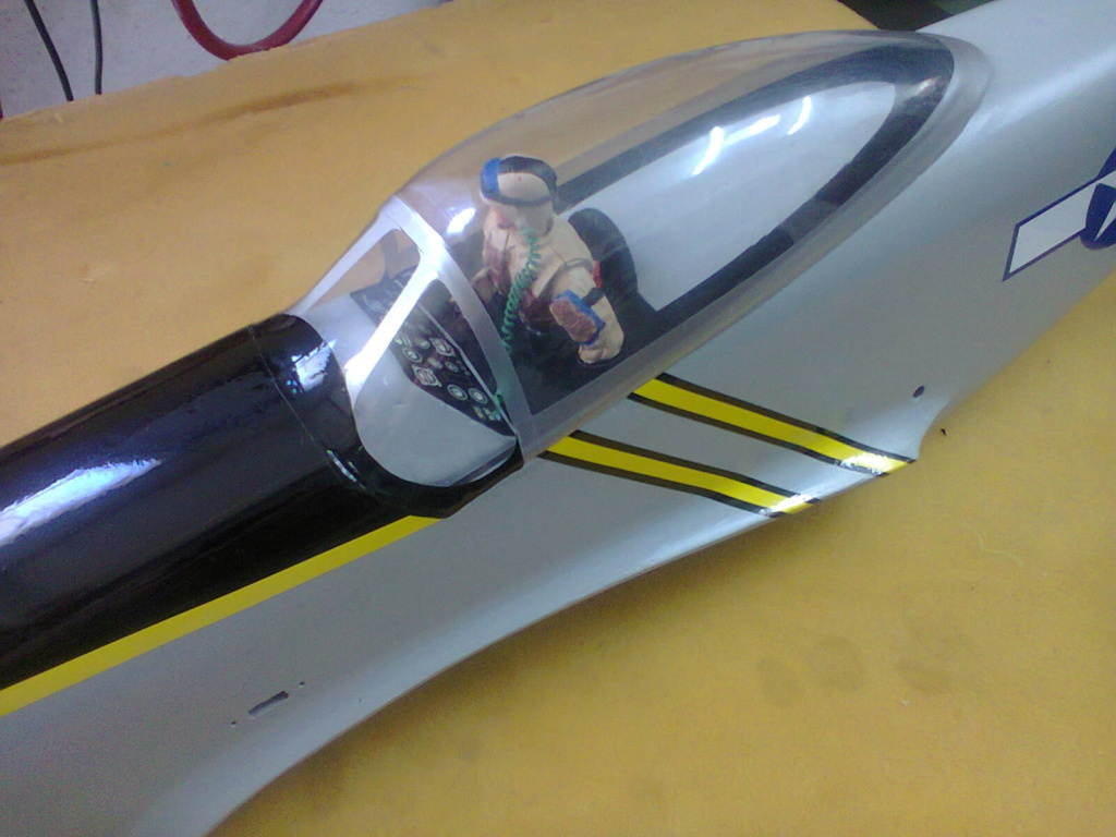 Finished: Model Stylo and Norvel BIG MIG .061 R/C  - Page 3 Foto0910