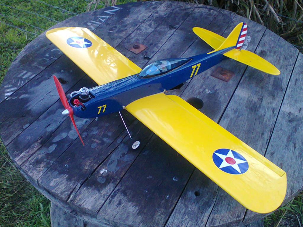 Finished: Model Stylo and Norvel BIG MIG .061 R/C  - Page 3 Foto1912