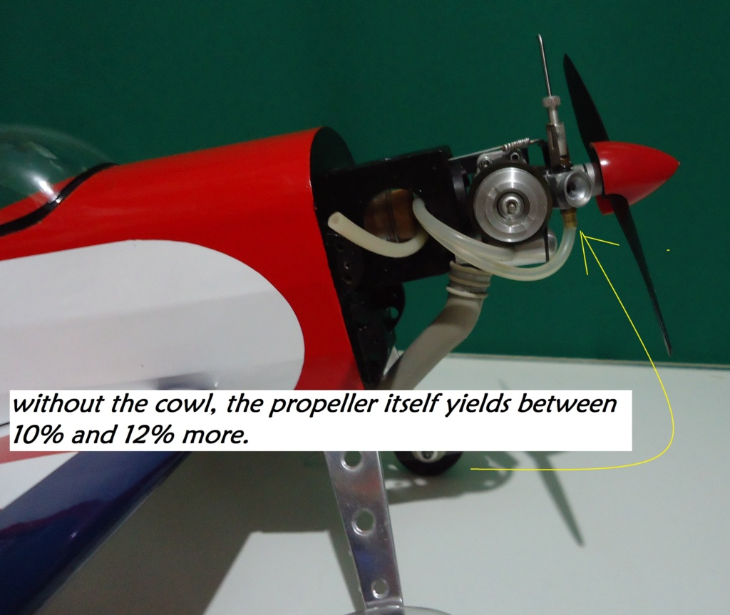 New Flight: Pitts -Skelton Aerobatic model  (page 9) - Page 8 Helice14