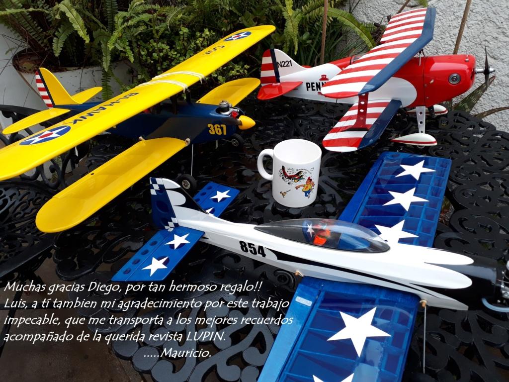 Cox Fun Model .049 ... flight, flight and flight!!! (page 3 & 5) - Page 5 Lupin10