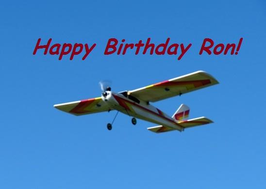 Happy Birthday Ron Ron10