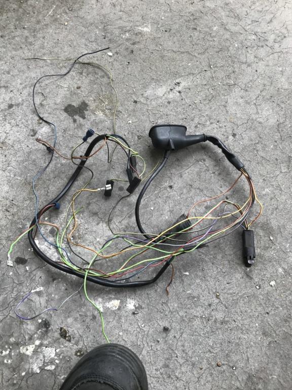 Decided to rewire my K100RT Hwgxly10