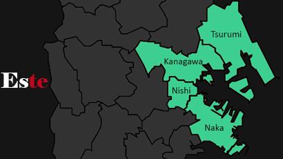 -Mapa ciudad-  Este10