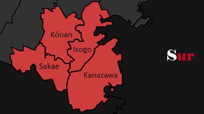 -Mapa ciudad-  Sur10