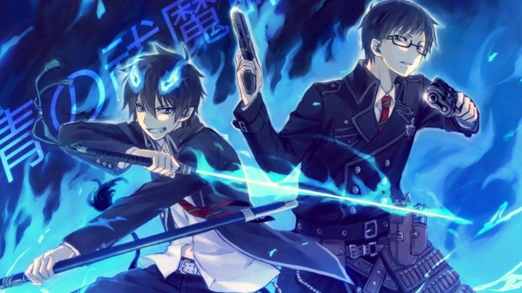 Blue Exorcist RP