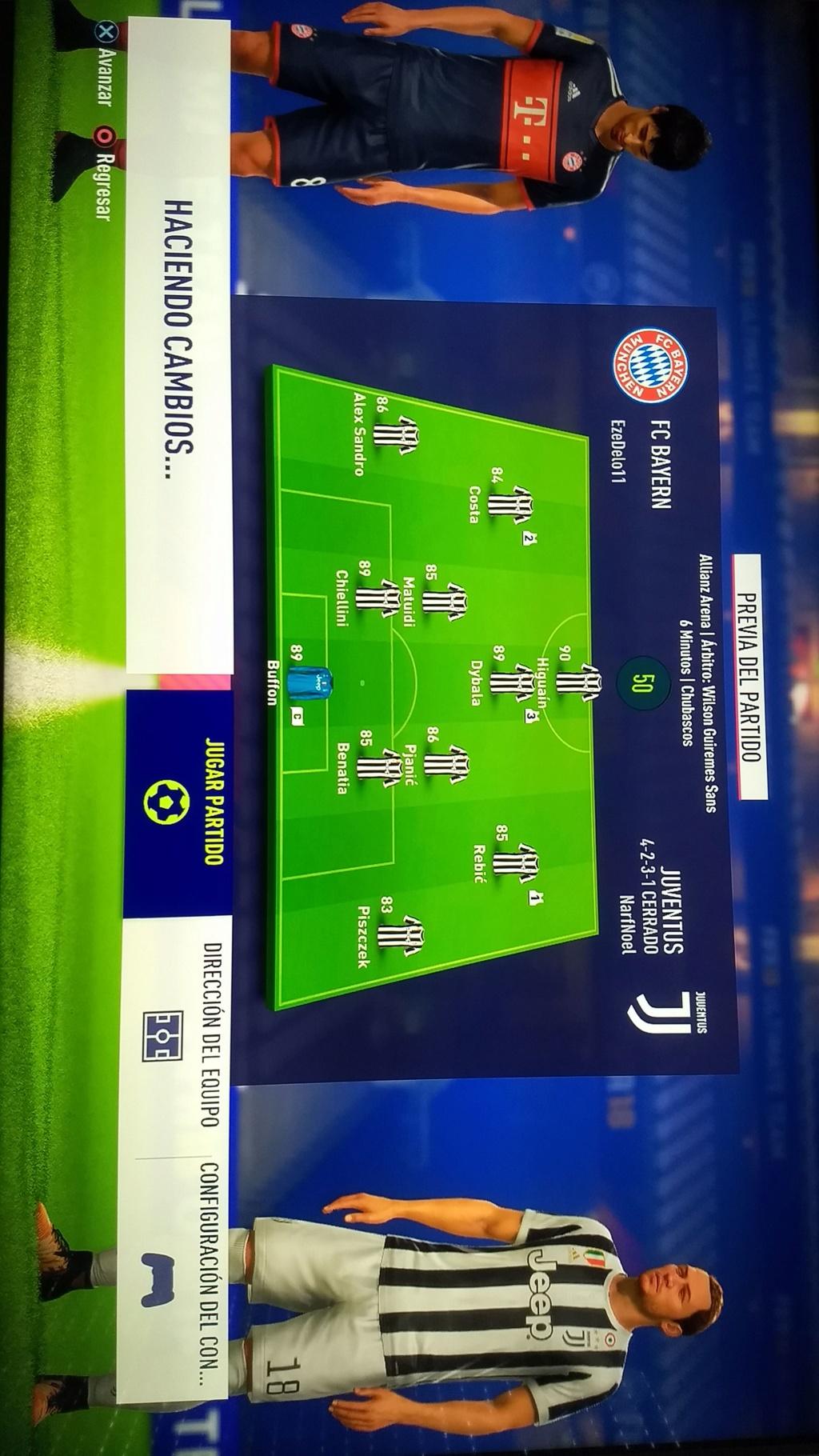 [FECHA 2] Bayern Munich - Juventus Img-2010