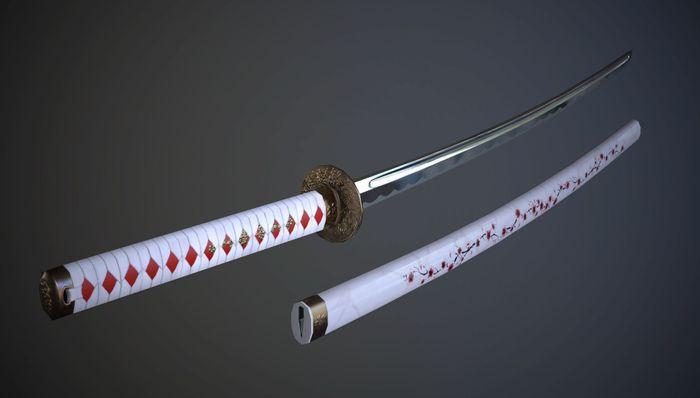 Le métal et le papier |  Kenshin | (Objectif Kumo) Katana10