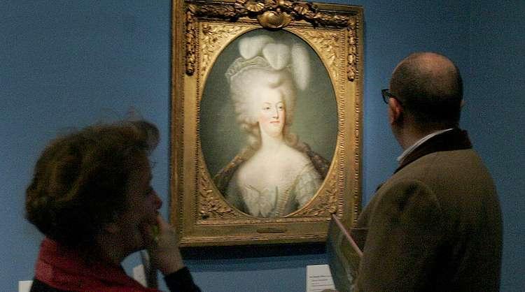 Portrait de la Reine Marie-Antoinette par Joseph Boze - Page 4 7506010