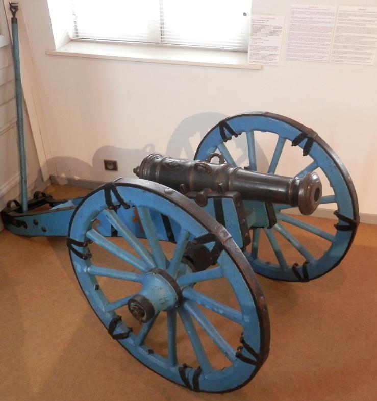 Sabre de canonnier monté Canon_10