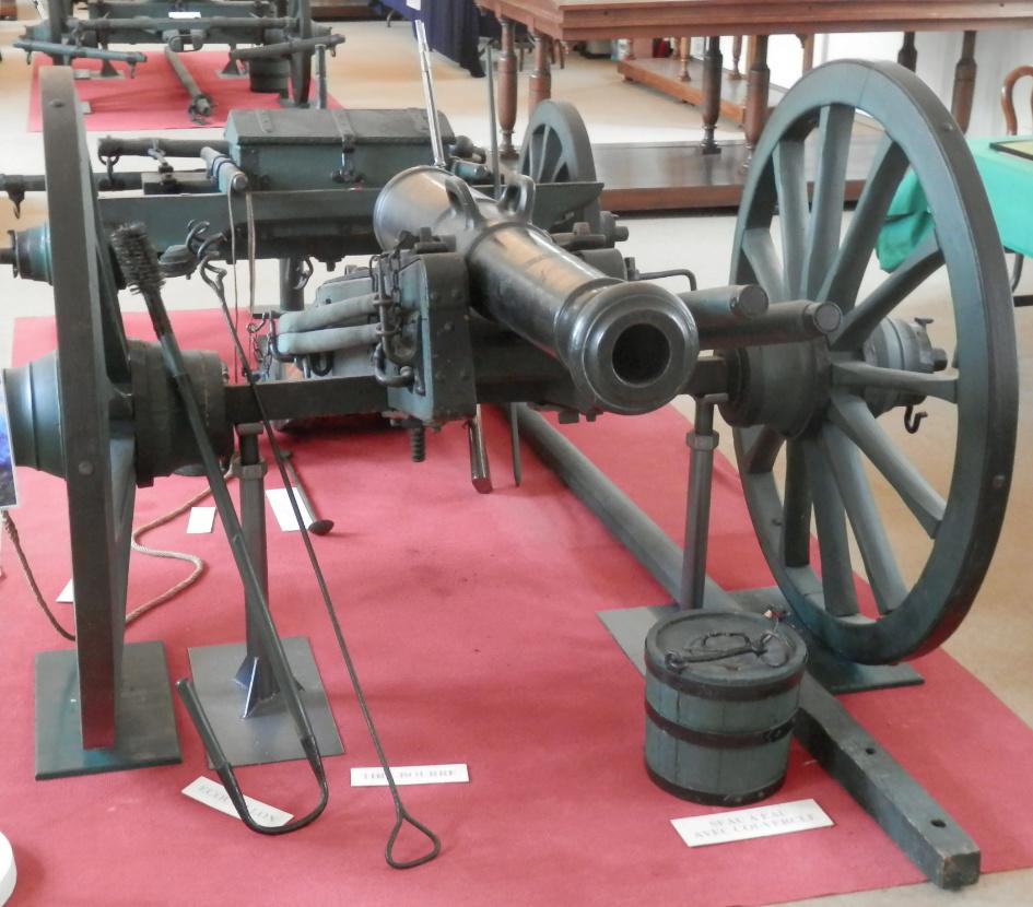 Sabre de canonnier monté Canon_11
