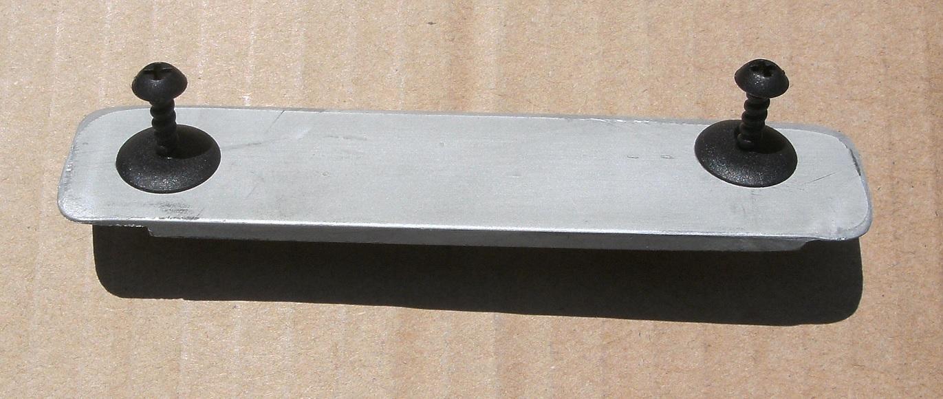 Porte d'engoujure (entrée des coulisseaux de GV) C10