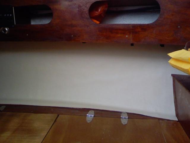 Couvercles de coffres couchettes Couv110