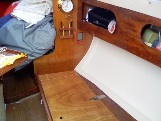 Couvercles de coffres couchettes Couv210
