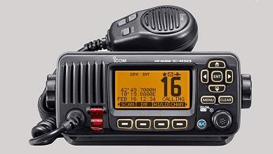 VHF et règlementation (française) Icom-i10