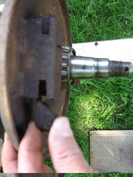 Démontage et entretien des freins de remorque R1610