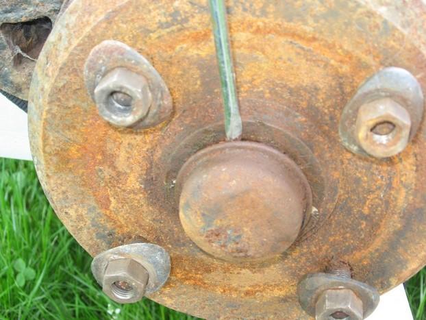 Démontage et entretien des freins de remorque R310