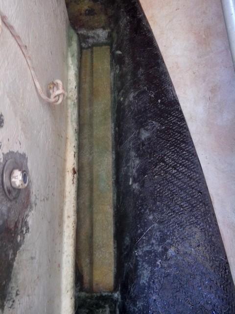 [Message récupéré] Réparation puits de dérive Strate11