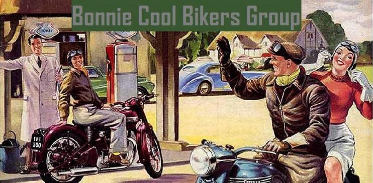 BONNIE COOL BIKERS GROUP