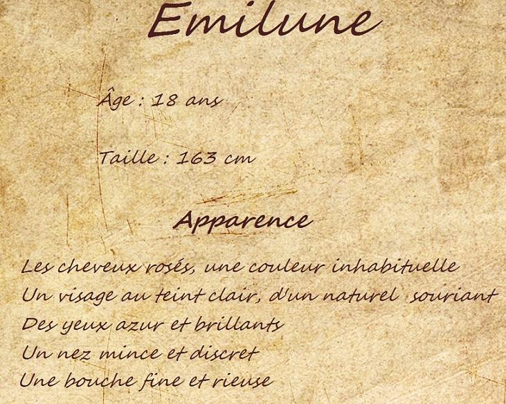 [Fiche descriptive] Emilune  Parche10