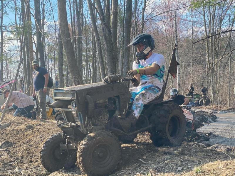 All-Terrain Lawn Tractor Forums - Portal 17166910