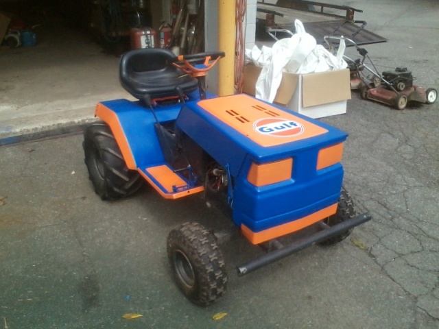 All-Terrain Lawn Tractor Forums - Build Off Hall 2014-210