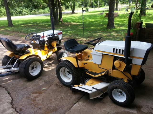 74 sears utility tractor build 20150812