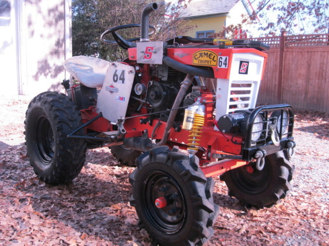 All-Terrain Lawn Tractor Forums - Build Off Hall 2016-210