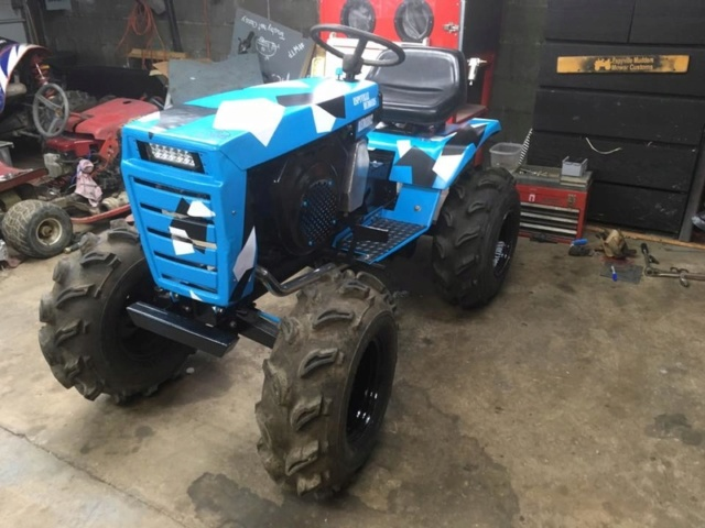 All-Terrain Lawn Tractor Forums - Build Off Hall 2017-110