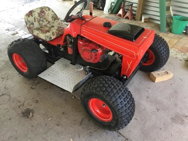 All-Terrain Lawn Tractor Forums - Build Off Hall 2017-210
