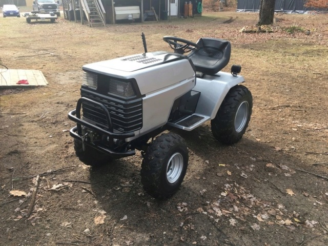 All-Terrain Lawn Tractor Forums - Build Off Hall 2017-310