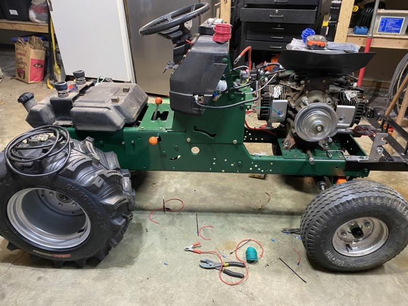 MightyRaze's The Green Machine 5d10